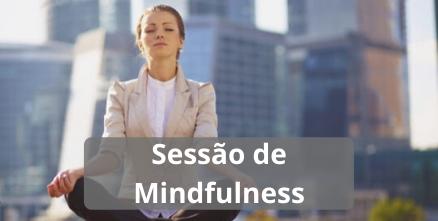 Sessão de Mindfulness